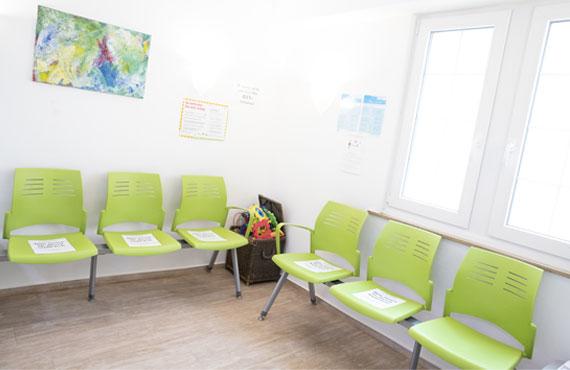 Wartezimmer – Hausarztpraxis Hinz, Königsheide 26, 44536 Lünen