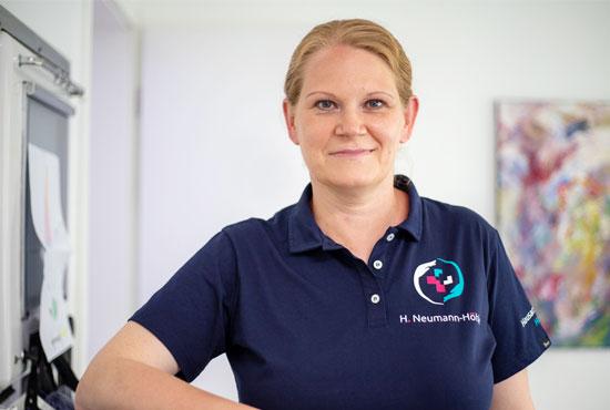 Heike Neumann-Höhle – Hausarztpraxis Hinz, Königsheide 26, 44536 Lünen